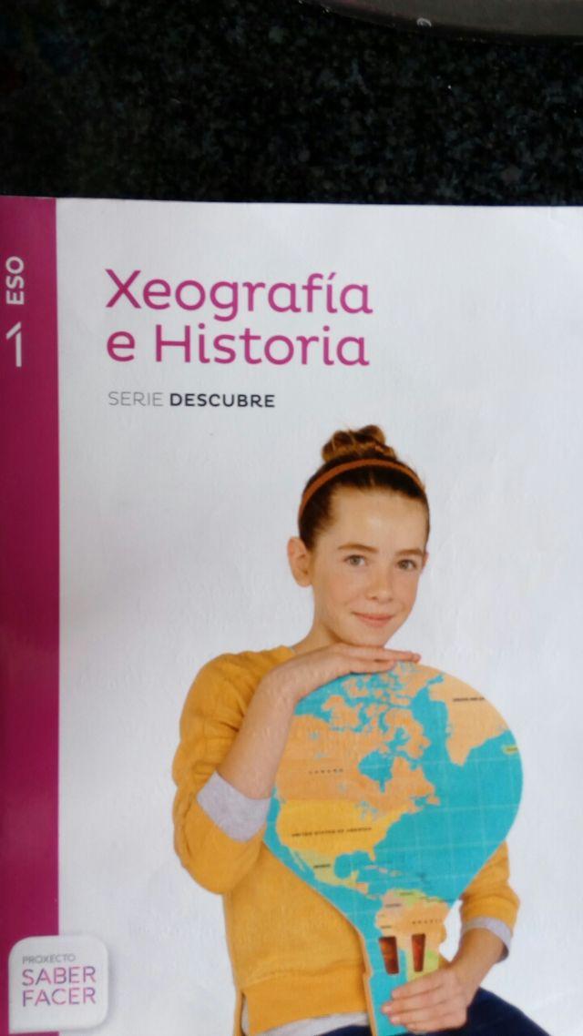 libro de xeografia e historia 1eso