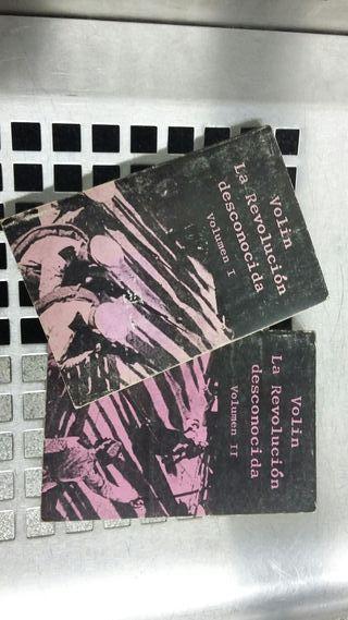 La Revolución Desconocida (2 tomos)