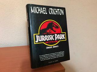 Jurassic Park libro 1993
