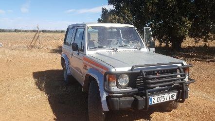 Mitsubishi pajero 96