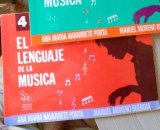 Libro El Lenguaje de la musica 4