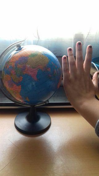 Bola mundo