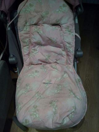 saco silla bebé