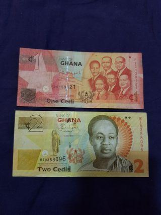 Billetes Ghana