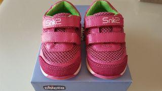 Zapatos Chicco Talla 20