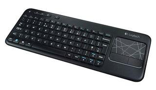 Logitech k400 teclado inalambrico con touchpad esp