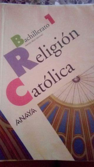 Religión Católica 1Bachillerato