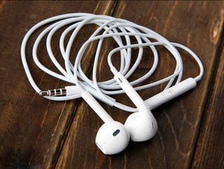 Auriculares earpods para iPhone micro control volu