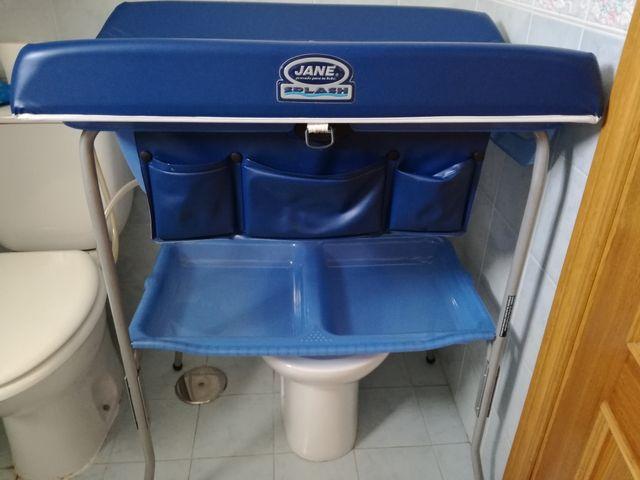cambiador bañera jane