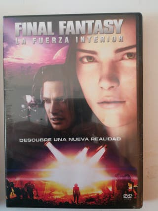 Película final fantasy la fuerza interior