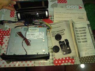 OFERTA!!! 25€ Radio-cd coche Pionner