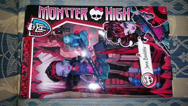Jane Boolittle Nueva Monster High