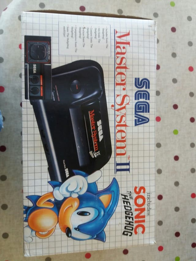 Sega Master System 2 Juegos De Segunda Mano En Terrassa En Wallapop