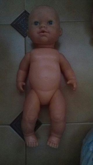 muñeco falca tipo Nenuco