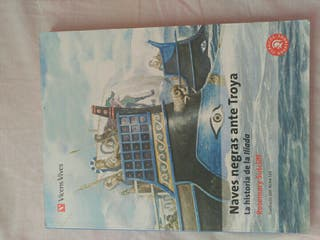 libro Naves negras ante Troya