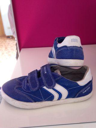 Zapatillas niño talla 31