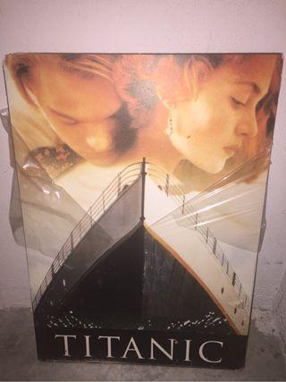 Cuadro titanic