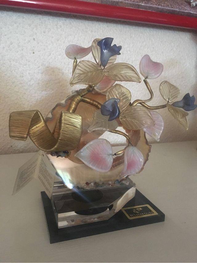 Escultura bonsai chino