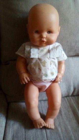 muñeco muñeca Nenuco ojos grises famosa