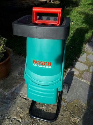 Trituradora BOSCH AXT RAPID 2200