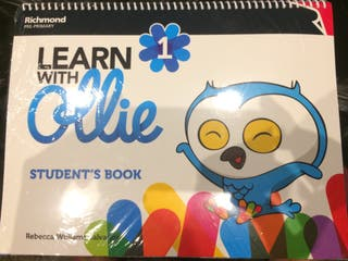 Libro learn with ollie 1