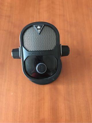 Microfono de mesa turtlebeach
