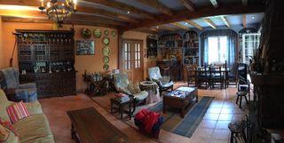 Muebles salón castellano / rústico materiales nobles