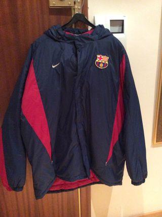 Anorak Nike del Barça