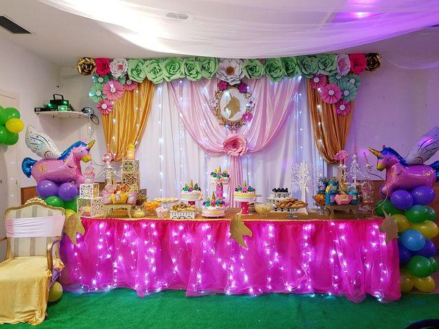 Unicornio party decoracion de segunda mano por 10 en - Decoracion party ...