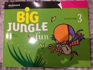 Libro big jungle fun 3