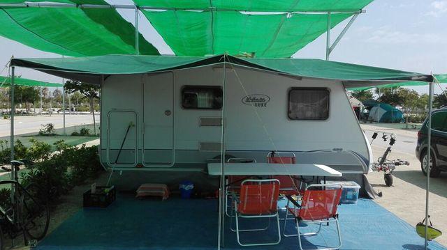 Caravelair Antares Luxe 426 2009