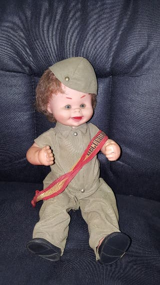 Muñeco mili