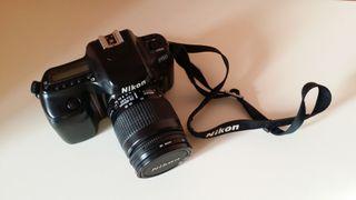 Cámara fotográfica réflex Nikon F50