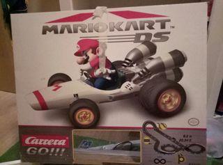 pista de carrera mario kart
