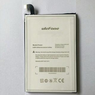 BATERIA ULEFONE POWER ENERGIA