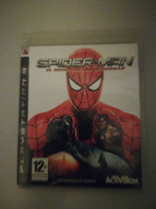 Spiderman ps3
