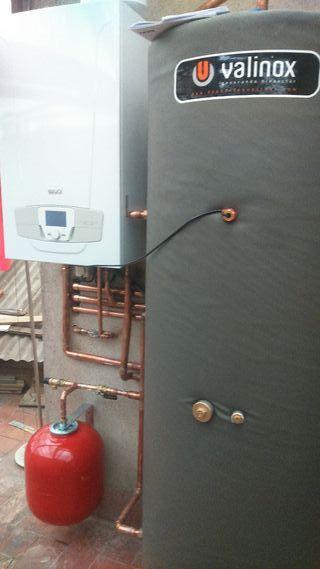 servicio tecnico de calderas de gas y gasoil