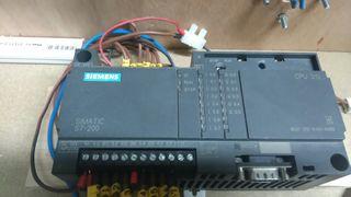 Automata S7 212 siemens mas cable de comunicacion