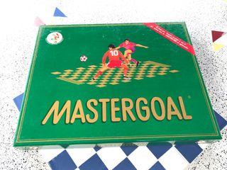 Juego de estrategia Mastergoal