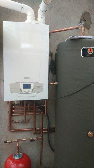 reparador instalador de calderas de gas y gasoil