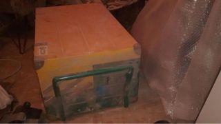 Baul caja herramienta macc con ruedas fuerte carga
