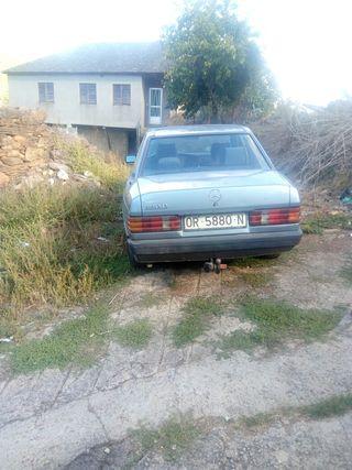 Mercedes-benz 190 2.5 D