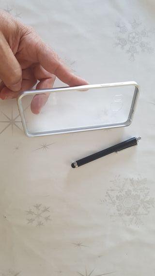 Carcasa Samsung S7 EDGE Aluminio