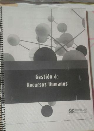 Libro Gestión Recursos Humanos
