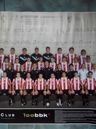 póster del Athletic 2007_ 8