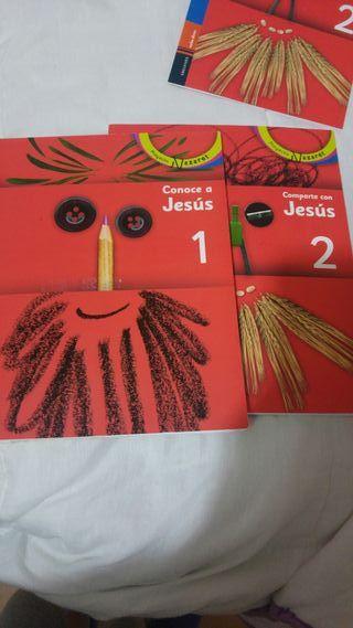 libros catequesis(los 2)