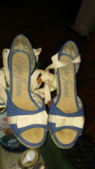 Zapatos mujer pepe jeans