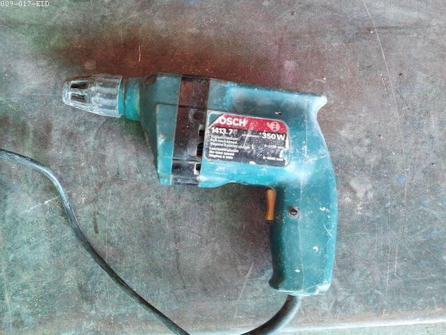 Atornillador bosch 1413.7 desatornillador electric