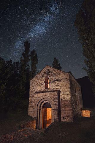 Clases de fotografía nocturna