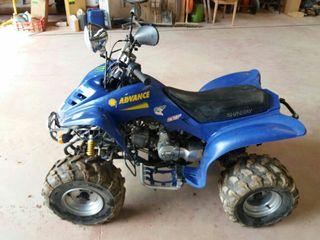 Quad 110 cc